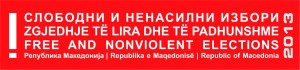 FREE AND NONVIOLENT ELECTIONS 2013