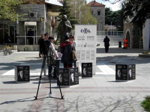 Civil stands for free and nonviolent elections april 2013