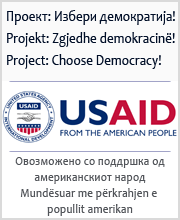 Chose democracy