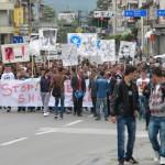 Ndal dhunës ndaj shqiptarëve