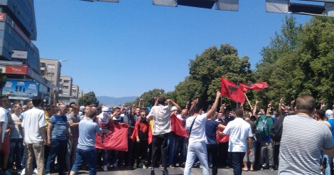 Протести, 04/07/2014