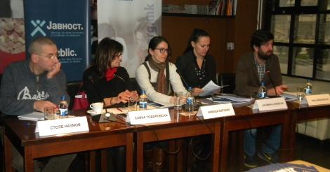 Дебата: Портретирање на жената во македонските медиуми
