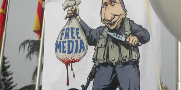 Правда и слобода за Кежаровски!