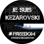 We are Kezarovski! Freedom for Kezarovski!