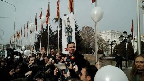 #freedom4kezarovski Zoran Dimitrovski