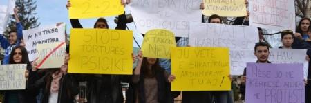 ЦИВИЛ ги поддржува барањата на кумановските средношколци