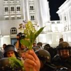 Vizitë policore në CIVIL