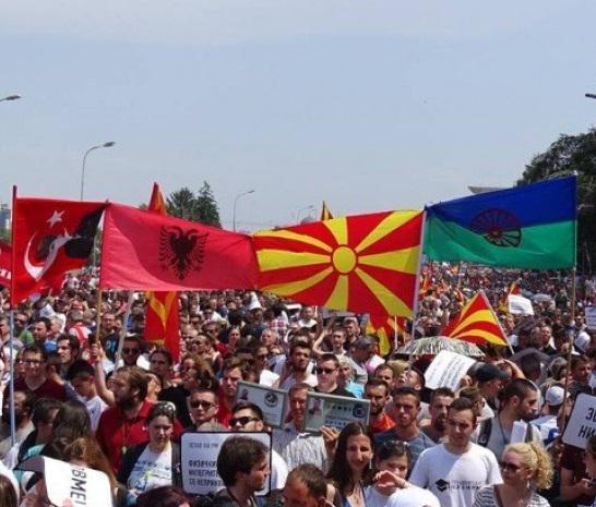 Protest 17 maj