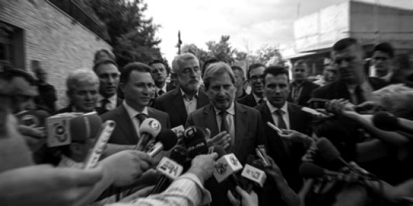 Republika e Maqedonisë: Si të kthehet demokracia?