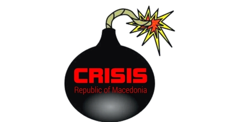 crisis in macedonia