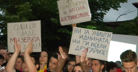 Protest Bitola