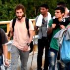 Etje për liri në urën te Suva Reka