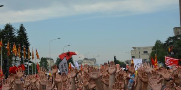 Maqedonia të lirohet nga robëria