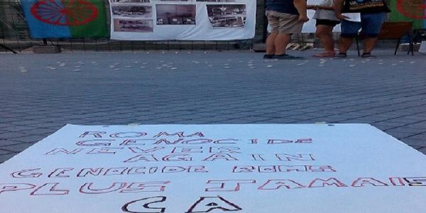 """Во Скопје одбележан """"Денот на холокаустот врз Ромите"""""""