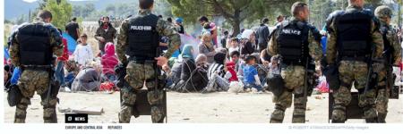 Односот кон бегалците – срамен белег