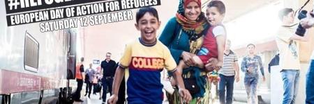 Lëvizja Majtiste Solidariteti me mirëseardhje për refugjatët