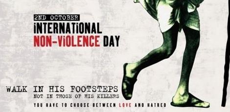 Non-violence-day