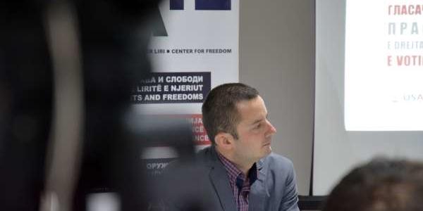 Зелиќ: Институционалниот надзор не смее да биде под политичка контрола