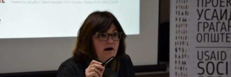Јозиќ-Илековиќ: Јавноста мора да знае колку навистина се троши за политичка кампања