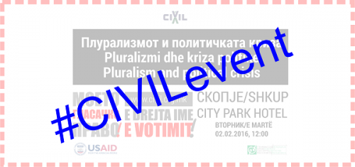 #CIVILevent