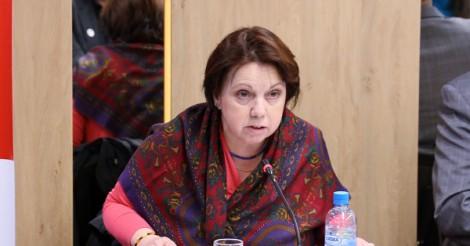 Н.Е. Амбасадорката на Сојузна Република Германија д-р Кристине Д. Алтхаузер