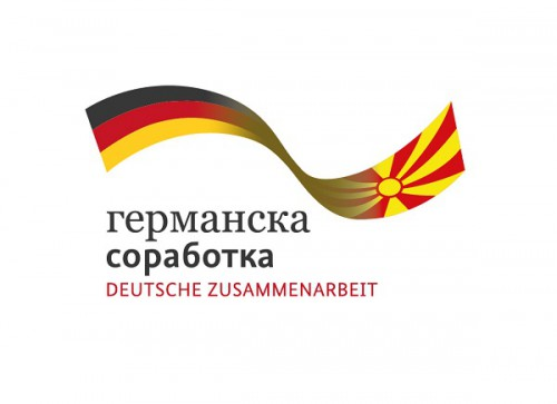 German Cooperation logo - C