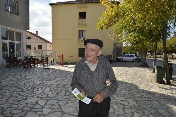 учесник на Сремски Фронт, Богданци