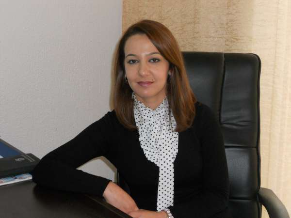 Несиме Салиоска извршна директорка РОМА С.О.С.- Прилеп
