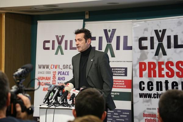 Џабир Дерала, ЦИВИЛ, прес конференција, 13 декември 2016, 14:30 ч.